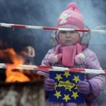 EU ministers urge Ukraine to form new government