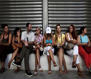 hromedia Greece jobless rate hits new record of 28 percent eu news3