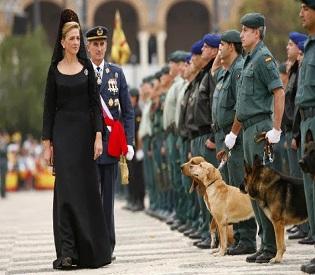 hromedia Spain Princess Cristina testifies in historic fraud probe eu news2