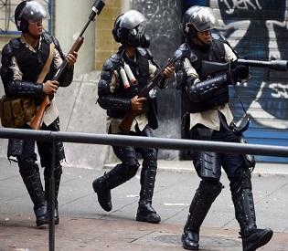 Hromedia Venezuela unrest Pregnant woman shot in head dies in Caracas intl. news2
