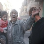 Six dead in Syria raids on rebel bases in Yabroud