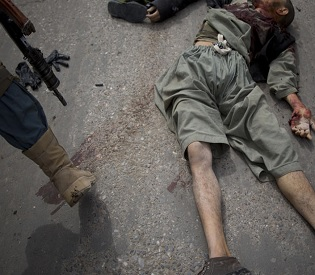 hromedia Afghan forces kill 3 attackers in battle in south intl. news3