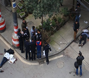 hromedia At least six killed in knife fight in China's Changsha city intl. news2