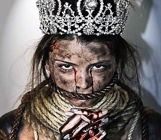 hromedia Beauty queen Stefania Fernandez campaign to raise awareness of violence in Venezuela intl. news2