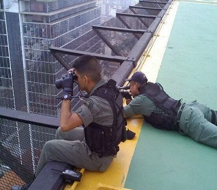 hromedia Cuba sets up snipers in Venezuela to target protestors intl. news2