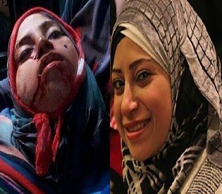 hromedia Egypt Female Journalist Shot, Killed in Cairo clashes arab uprising2