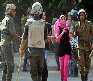 hromedia Egypt panel criticizes security forces over handling of pro-Mursi sit-in arab uprising1