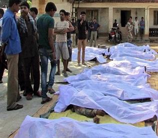 hromedia Govt vows to revenge after Maoist rebels attack on India forces intl. news2