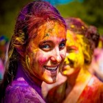 India celebrates Holi, the festival of colors