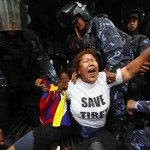 Nepal beefs security to crush Tibetan protests