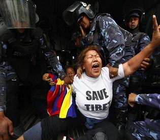 hromedia Nepal beefs security to crush Tibetan protests eu news2