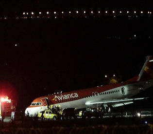 hromedia Plane makes emergency landing in Brazil with no front wheels intl. news2