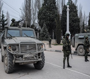 hromedia Putin ready to invade Ukraine, armed forces seize Crimea eu news2