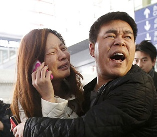 hromedia Search resumes for Malaysian plane presumed crashed, with 239 on board intl. news2