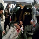 Suicide bomber kills 15 in northern Afghan market