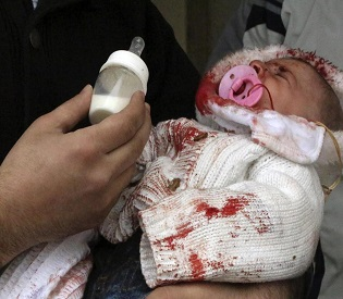 hromedia Three dead in north Lebanon in spillover from Syria war intl. news2