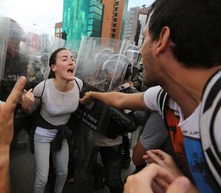 hromedia UN chief Ban Ki-moon urges Venezuela to hear protesters' demands intl. news2