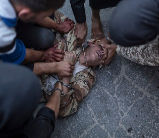 hromedia UN reports 'mass executions' in Syria by ISIS arabuprising3