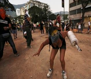 hromedia Venezuela Maduro announces capture of several heads of street protests intl. news2