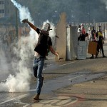 Venezuela: Student is shot dead during opposition protest