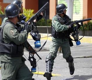 hromedia Venezuela death toll rises as Chilean woman shot dead by GNB intl. news2