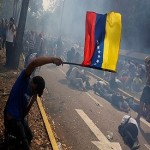 Venezuelan leader targets protesters using excessive force