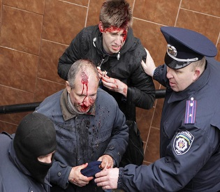 hromedia Deaths, injuries reported as Ukraine tries to clear pro-Russian rebels eu news2