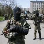 Easter truce brings tense calm to Eastern Ukraine