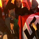 German neo-Nazis hold concerts, celebrate Hitler's 125th birthday in France