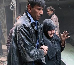 hromedia Gunman kills well-known Dutch priest in Syria city of Homs arab uprising2