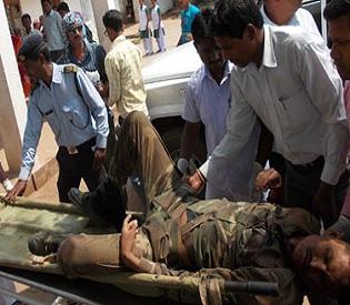 hromedia India Maoist rebels kill at least 7 poll officials, seven others in Chhattisgarh attack intl. news1