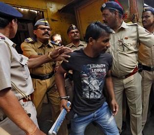 hromedia India Three men sentenced to death for photojournalist's gang-rape intl. news2