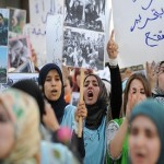 Moroccan Women Stage March in Rabat Demanding Gender Equality
