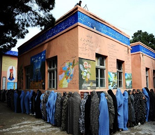 hromedia Obama hails Afghan presidential election as 'historic' step intl. news2