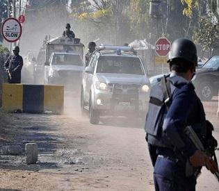 hromedia Pakistan Pervez Musharraf narrowly escapes assassination attempt intl. news2