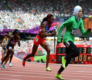 hromedia Rights group welcomes Saudi move to end ban on girls' sports arab uprising3
