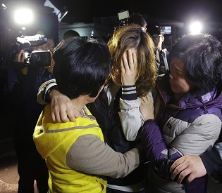 hromedia South Korea PM Chung Hong-won resigns over ferry disaster intl. news4