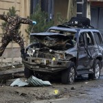 Suicide attack in northern Iraq Kills 7 policemen