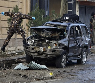 hromedia Suicide attack in northern Iraq Kills 7 policemen arab uprising2