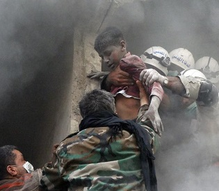 hromedia Syria Deadly car bomb explosion leaves 29 dead in Homs arab uprising2
