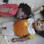 Syrian activists report new poison attack by Assad forces