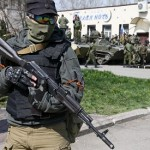 Three pro-Russians 'shot dead' in clashes in Eastern Ukraine