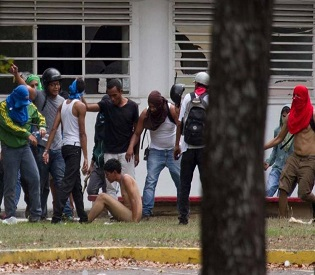 hromedia UN voices concern over 'high human cost' of Venezuela protests intl. news2