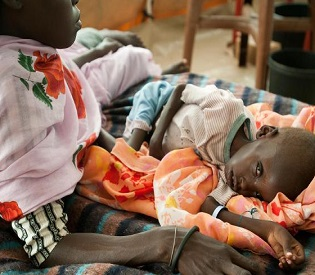 hromedia UNICEF warns hunger could kill 50,000 South Sudanese children in months intl. news2