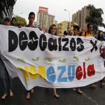Venezuela: Students give Easter twist to protest movement