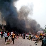 118 dead, toll could still rise in twin car bomb blasts in Nigerian city of Jos