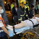 4 people killed, 25 wounded in Taiwan subway stabbing spree