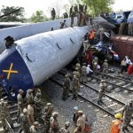 Death toll climbs to 44 in Northern India train accident