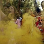 India: Modi-led opposition storms to historic election win