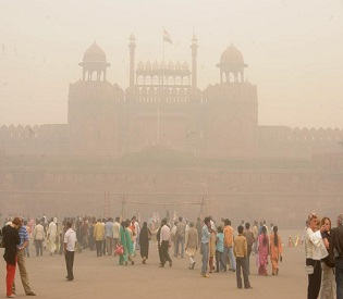hromedia India rejects WHO report declaring New Delhi most polluted in the world environment news2
